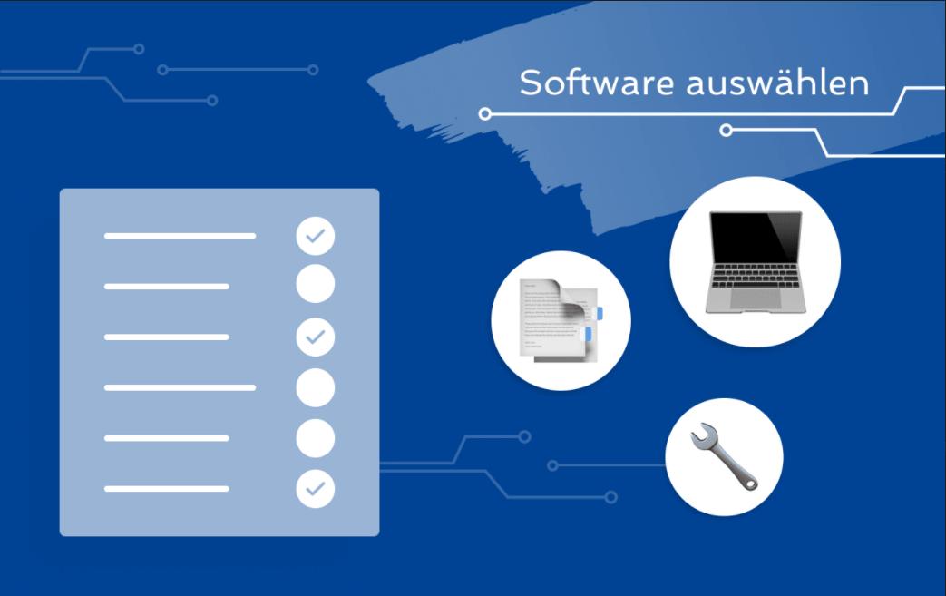Best-Practice zur Software-Auswahl